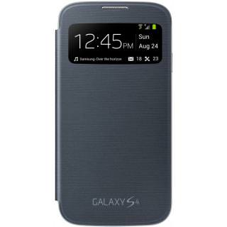 Фото - Samsung S-view Flip Cover For Samsung Galaxy S4 Black