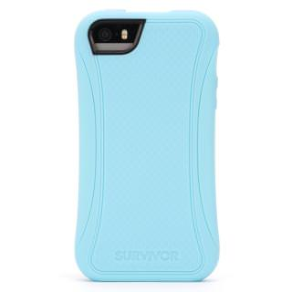 Фото - Griffin Survivor Slim Case for Apple iPhone 5/5s Turquoise