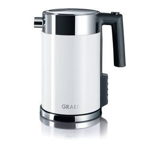 Фото - GRAEF WK 701 Acrylic Temperature Kettle White (Open Box)