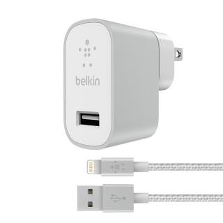 Фото - Belkin BOOST UP Home Charger (12 Watt/2.4 Amp) Grey (Open Box)