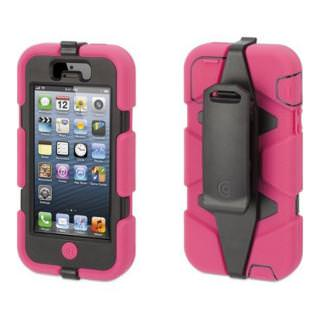 Фото - Griffin Survivor All-Terrain Case for Apple iPhone 4/4s Pink/Black