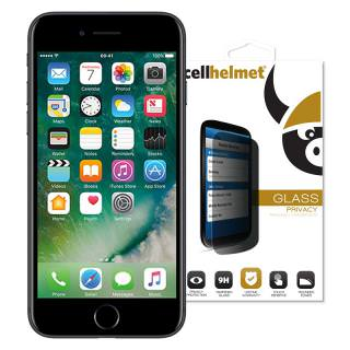 Фото - CellHelmet Privacy Tempered Glass for Apple Iphone 7