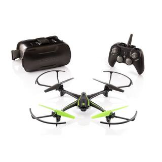 Фото - Sky Viper v2450FPV Streaming Drone (01735) Black/Green C