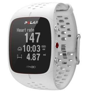 Фото - Polar M430 Running Watch (M/L) White C