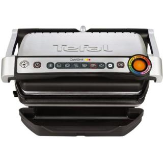 Фото - Tefal GC702D Optigrill 2000 W Black/Silver (Open Box)