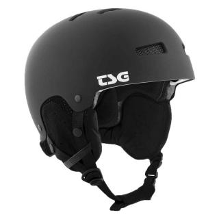 Фото - TSG Gravity Solid Color Helm, Satin Black, S/M (54-56cm)