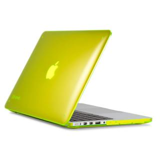 Фото - SPECK Cover Case SeeThru for Apple MacBook Pro 13 with Retina Display Yellow