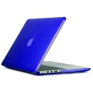 Фото - SPECK Cover Case SeeThru for Apple MacBook Pro 13 with Retina Display Blue
