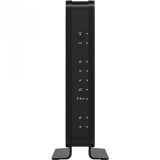 Фото - Netgear N300 WiFi Cable Modem Router Black