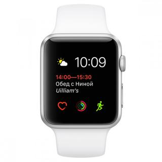 Фото - Apple Watch 42mm A1554 Silver D