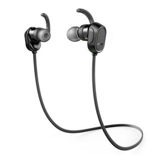 Фото - Anker SoundBuds Slim Wireless Headphones Bluetooth Black (BULK) C