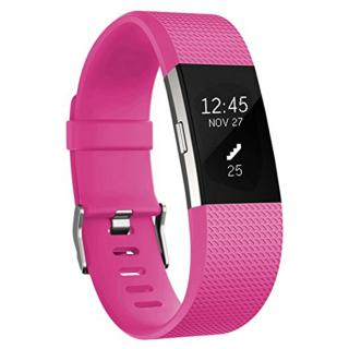 Фото - Tosenpo Strap for Fitbit Charge HR L Pink (BULK) C