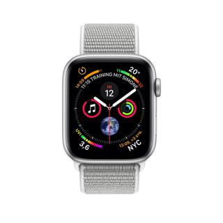 Фото - Apple Watch Series 4 Seashell Sport Loop 40mm Silver Aluminum (MU652) (US)