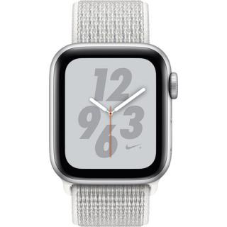 Фото - Apple Watch Series 4 Nike+ White Loop 44mm Silver Aluminum (MU7F2) (US)