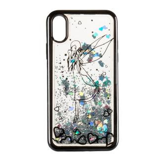 Beckberg Aqua Series Case for Apple iPhone X Fairy Black