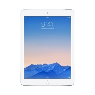 Фото - Apple iPad Air 2 Wi-Fi 16GB Silver (MGLW2) D