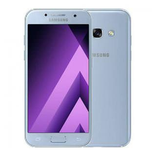 Фото - Samsung Galaxy A3 A320FD (2017) Single Sim Blue