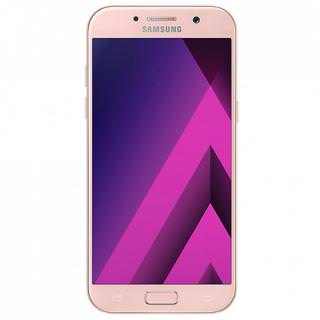 Фото - Samsung Galaxy A3 2017 Single Sim Pink (SM-A320FZID)