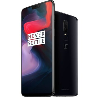 Фото - OnePlus 6 8/128GB Mirror Black