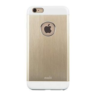 Фото - Moshi Iglaze Armour Premium Metallic Case for Apple iPhone 6 Plus/6s Plus Gold