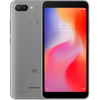 Фото - Xiaomi Redmi 6 3/32GB Grey