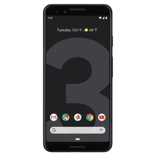 Купить Google Pixel 3 4/64GB Just Black, Украина
