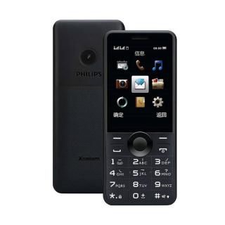 Фото - Philips Xenium E331 Black
