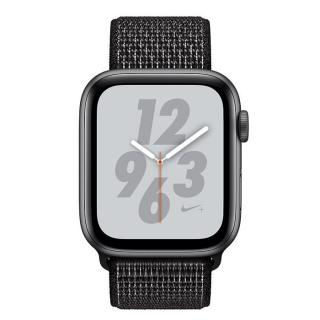 Фото - Apple Watch Nike+ Series 4 GPS + LTE 40mm grey Alum. w. Anthracite/Black Nike Sport b. grey Alum. (MTX92)