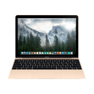 Фото - Apple MacBook 12in Gold (MRQN2) 2018
