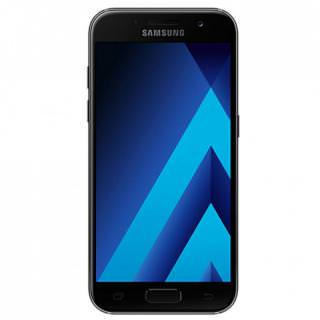 Фото - Samsung Galaxy A3 2017 Black (SM-A320FZKD) (Open Box)
