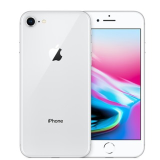 Фото - Apple iPhone 8 256GB Silver (MQ7G2)