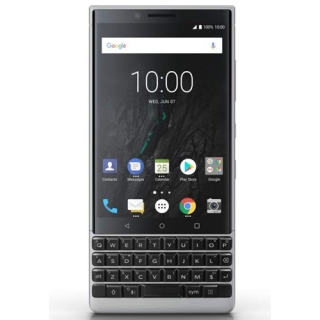 Фото - BlackBerry KEY2 6/64GB Silver (US)