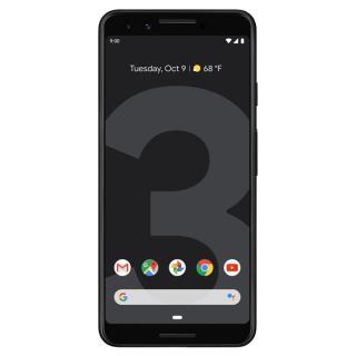 Купить Google Pixel 3 4/64GB Just Black (US), Украина