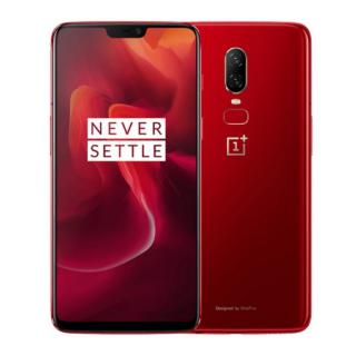 Фото - OnePlus 6 8/128GB Amber Red