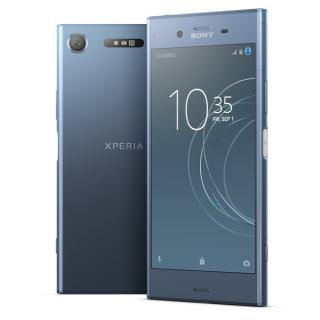 Фото - Sony Xperia XZ1 4/64Gb Blue