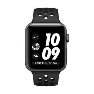 Фото - Apple Watch Nike+ 42mm Space Gray Aluminum Case with Anthracite/Black Nike Sport Band (MQ182)