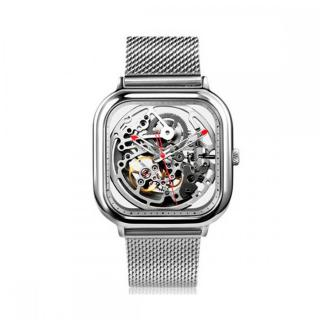 Фото - Xiaomi CIGA Design Hollowed-out Mechanical Watch Silver (Z011-SISI-13)