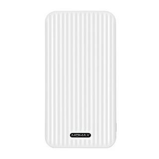 Фото - Momax iPower GO Slim Battery 10000 mAh White (IP56W)