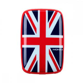 Фото - Momax iPower Art External Battery 9000mAh British Flag (IP61R)