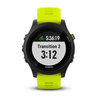 Фото - Garmin Forerunner 935 Tri-bundle Black with Yellow Straps (010-01746-06)