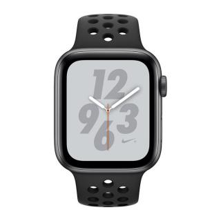 Фото - Apple Watch Nike+ Series 4 GPS + LTE 44mm Gray Alum. w. Anthracite/Black Nike Sport b. Gray Alum. (MTXE2) (Refurbished)