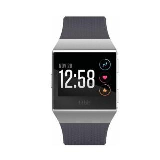 Fitbit Ionic Silver Grey/Blue grey One Size (FB503WTGY)