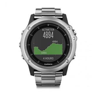 Фото - Garmin fenix 3 HR (010-01338-76)