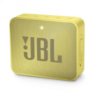 Фото - JBL GO 2 Lemonade Yellow (JBLGO2YEL)
