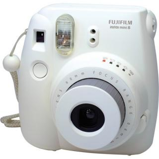 Фото - FUJIFILM Instax Mini 8 Instant Camera White