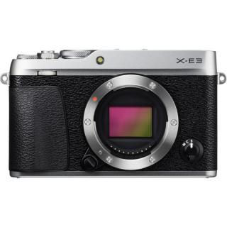 Купить FUJIFILM X-E3 Body Mirrorless Camera Body Silver, Украина, сеpебpистый
