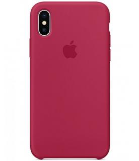 Фото - ORIGINAL Soft Case for iPhone Xr Bordo