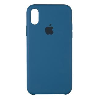 Фото - ORIGINAL Soft Case for iPhone XS Max Dark Blue