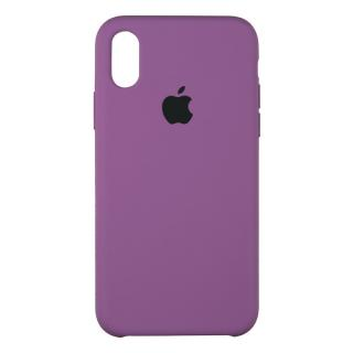 Фото - ORIGINAL Soft Case for iPhone XS Max Violet