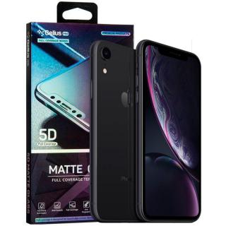 Фото - GELIUS Pro 5D Matte Glass Iphone XS Max Black